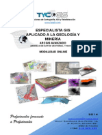 Curso Arcgis Geologia Online