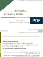 Estructura Demográfica - Población y Familia
