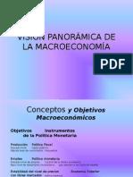 13. Vision Panoramica Macroeconomia
