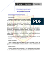 d.s. Nº 016-2013-In Reglamento Del d.l. 1149 Ley de La Carrera y Situación Del Personal de La Pnp
