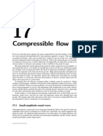 Compressible flow