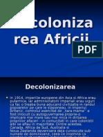 Decolonizarea Africii