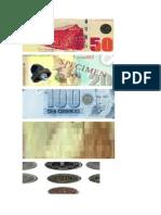 Billetes Nicaragua