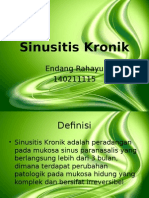 Sinusitis Kronik
