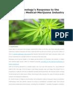 Biotechnology's Response to the Burgeoning Medical-Marijuana Industry