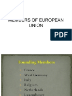 Members of European Union