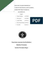 Pembukaan Lahan Secara Manual (Land Clearing)