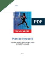 TecnoCardio Plan Negocio