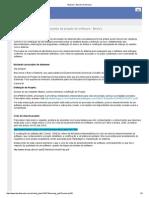 Planejamento e Acompanhamento de Projeto de Software - Básico