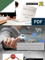 Presentación SAP Desde CERO