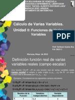 Calculo Varias Variables Campos Escalares