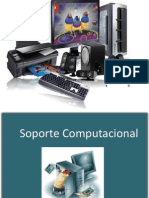 Curso Soporte Computacional II
