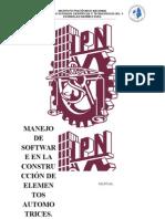 Manual de SOLIDWORKS