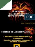 Auditoria y La Gesti n Estrat Gica