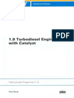 SSP 12 1.9 L Turbodiesel Engine With Catalyst