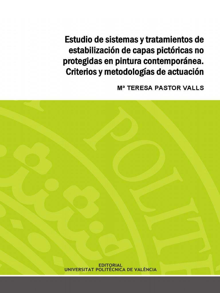PASTOR - Estudio de Sistemas y Tratamientos de Estabilización de ...