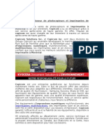 Copicom - fournisseur de photocopieurs et imprimantes de qualité