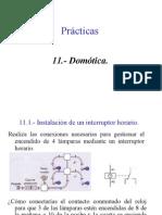 Tema 11.-Domótica