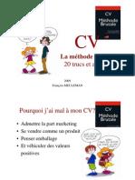 CV La méthode brutale 10 trucs  François MEULEMAN [Mode de compatibilité]