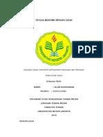 Resume Pengecatan - Alan Kurniawan 5315127284