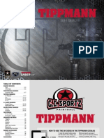 PaintBall Tippmann Catalog