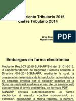 Planeamiento Tributario 2015