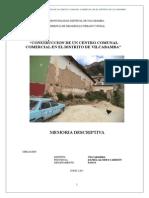 Memoria Descriptiva Losa Dweport en Puquiragra