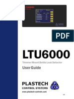 Plastech Manual LTU6000 En