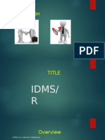 IDMS Training