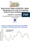 cities houston area survey 30yr trends