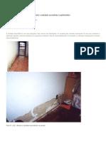 Exemplo de Orientação Para Recuperação de Umidade Em Residencia