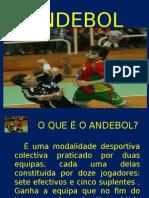 o Que É o Andebol?