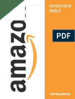 Amazon Interview