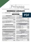 Boletin Normas Legales 04-10-2015 - TodoDocumentos.info