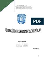Legislación Archivistica !