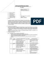 0. Silabo Epidemiologia y Bioestadistica Enf. Upeu- 2014