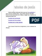 TRABAJO DE RELIGION SOBRE LAS PARÁBOLAS DE JESÚS