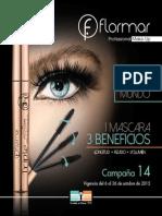 Catálogo Flormar Campaña 14. 2015