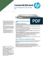Servidor HP ProLiant DL360 Gen9 -- 4AA5-4085ESE