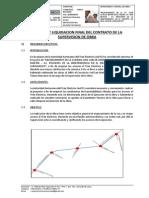 Informe de Liquidacion