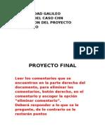 Proyecto Apa casos empresariales 2015