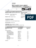 MSDS Spartek PG2 Grease 10001321