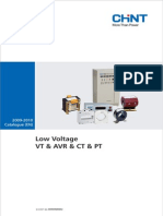Technical Catalogue LowVoltage