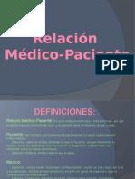 3BIOETICA. Relación Medico-paciente
