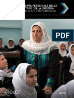 IDLO Summary Women Participation Italian
