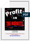 Profit in the Markets