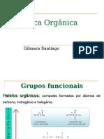 grupor funcionais organicos