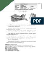 prueba modulo 3 5° basico 2015
