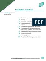 pedodontic dentistry