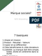 Construire une Marque Sociale